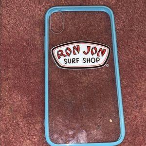 Ron Jon Surf Shop IPhone Case